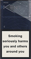 Kent Mode Nr. 4 Cigarettes pack