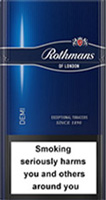 Rothmans Demi Blue Cigarettes pack
