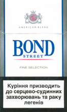 Bond Street Silver (Super Lights)