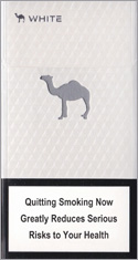 Camel White Super Slims 100s Cigarettes pack
