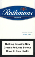 Rothmans King Size Cigarettes pack